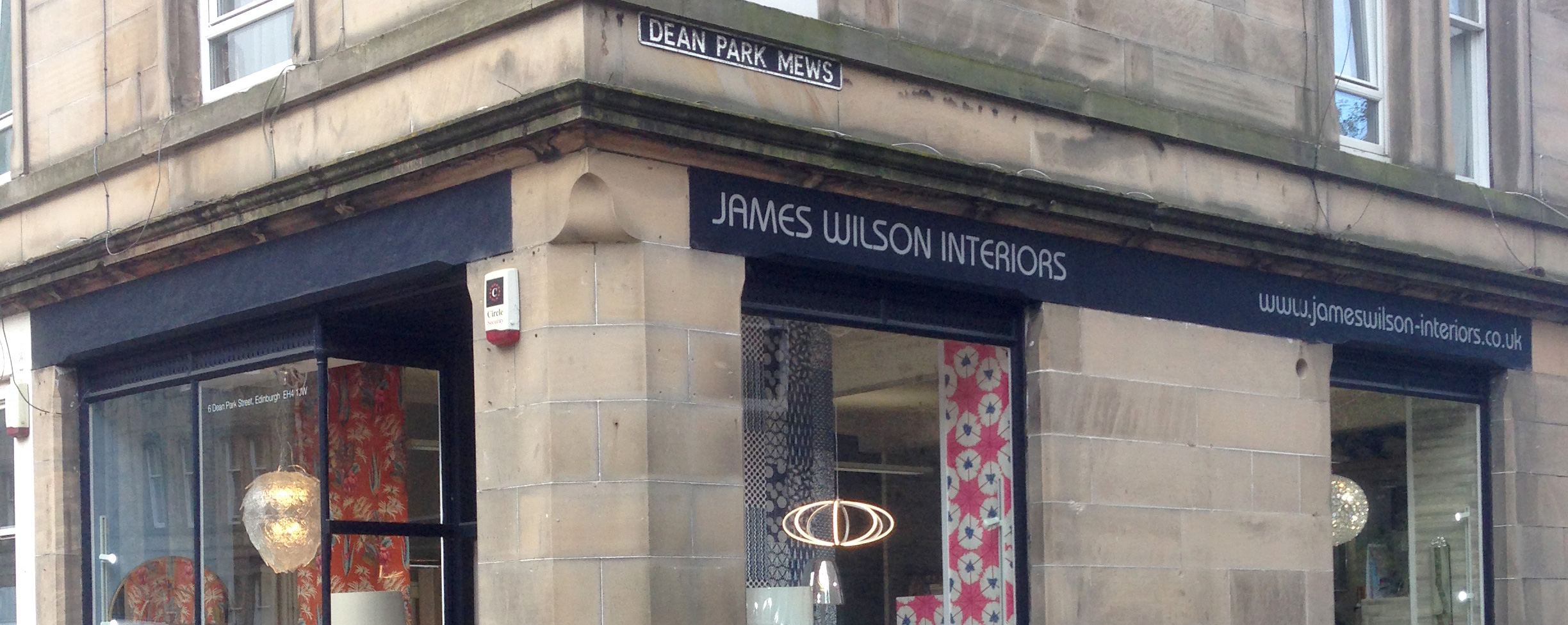 James Wilson Interiors shop